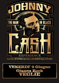 Johnny Cash Experience