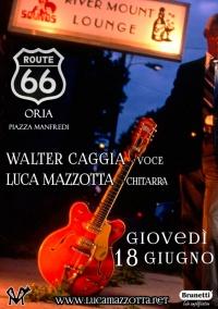 Walter Caggia & Luca Mazzotta